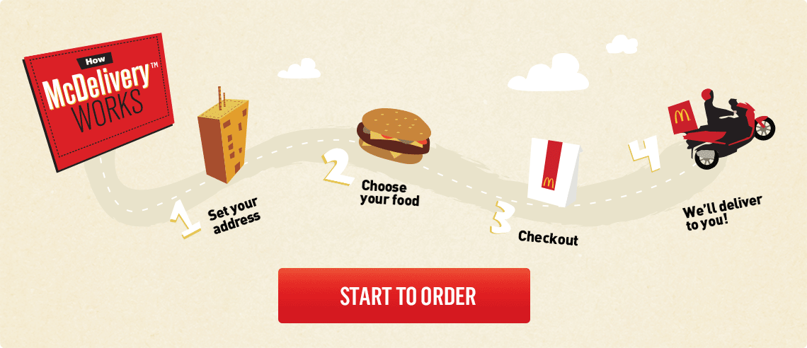 McDelivery™ UAE